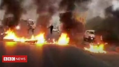 Photo of Deadly street protests over Iran water shortages