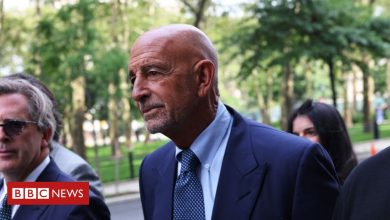 Photo of Thomas Barrack: Top Trump aide pleads not guilty to working as foreign agent