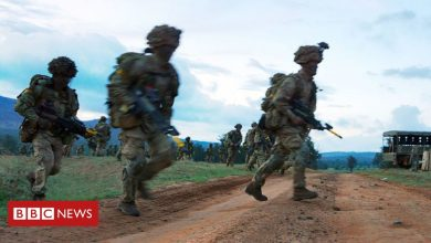 Photo of Kenyans sue the British army over fire at wildlife sanctuary