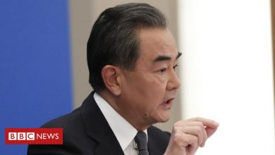 Photo of China accuses US of oppressing Beijing in high-level talks