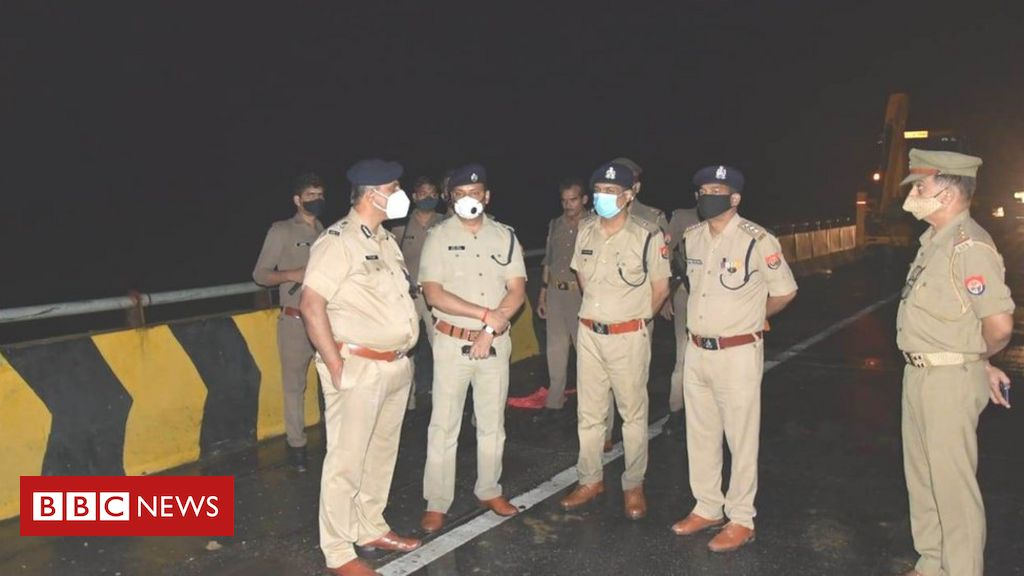 barabanki-accident:-eighteen-die-after-truck-crashes-into-bus-in-india