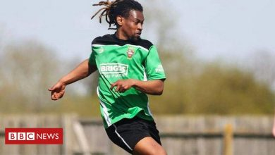 Photo of Zimbabwean with football dreams to be kicked out of UK