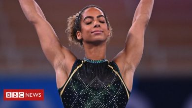 Photo of Tokyo Olympics: German gymnasts' full-body suits inspire other athletes