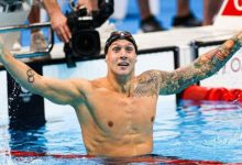 Photo of Tokyo Olympics: Caeleb Dressel breaks Olympic record on way to second gold