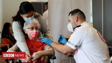 Photo of Coronavirus: Israel to give third jab to people aged over 60