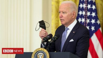 Photo of Covid-19: Biden tells states to offer $100 vaccine incentive as cases rise