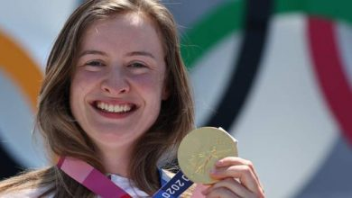 Photo of Tokyo Olympics: Charlotte Worthington wins BMX freestyle gold for Great Britain