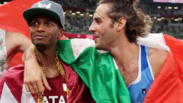tokyo-olympics:-'can-we-have-two-golds?'-–-high-jumpers-share-win