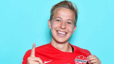 Photo of Quinn: Canada's transgender footballer on being 'visible' and playing at the Olympics