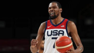 Photo of Tokyo Olympics: Team USA beat France 87-82 to claim fourth straight gold medal