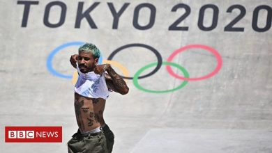 Photo of Tokyo 2020: Olympic athletes struggle with heat at Games