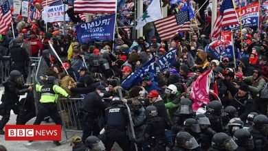 Photo of Capitol riot: Off-duty Seattle police officers fired over assault