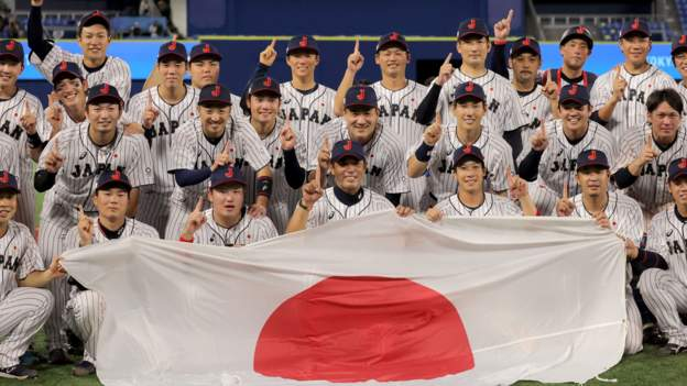 tokyo-2020:-japan-beat-us-to-win-first-olympic-baseball-gold-medal