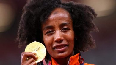 Photo of Tokyo Olympics: Sifan Hassan wins 10,000m gold for third medal of Games