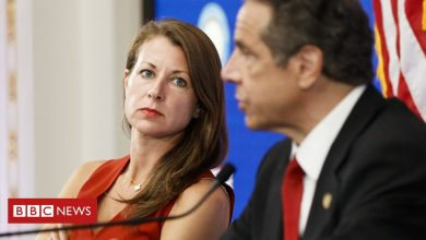 Photo of Andrew Cuomo: Top aide to governor resigns amid scandal