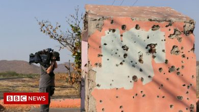 Photo of Mexican drug cartel threatens to kill TV reporter