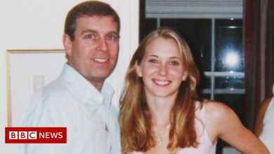 Photo of Virginia Giuffre: Prince Andrew accuser files civil lawsuit in US