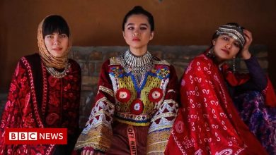 Photo of Fashion photographer: 'The world doesn't see this part of Afghanistan'