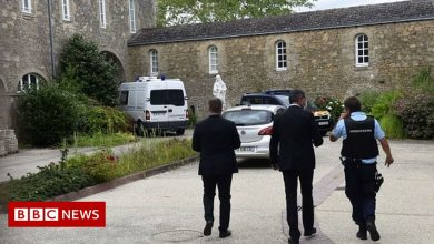 Photo of Suspect in Nantes cathedral fire held over French priest's killing