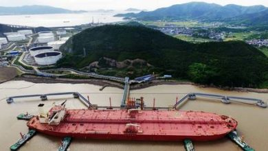Photo of China's oil imports rebound in July