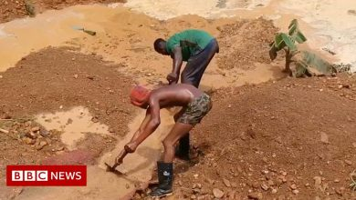 Photo of The illegal gold mines killing rivers and livelihoods in Ghana