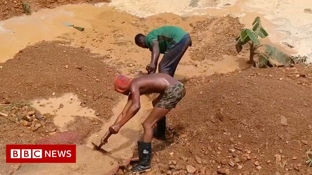 the-illegal-gold-mines-killing-rivers-and-livelihoods-in-ghana