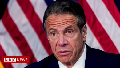 Photo of New York Governor Andrew Cuomo resigns in wake of harassment report