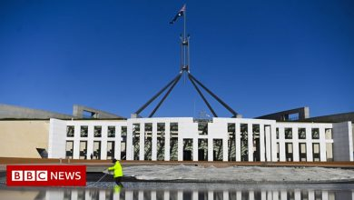 Photo of Australian capital Canberra goes into snap lockdown