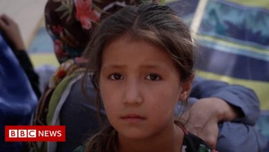 Photo of Afghanistan: Desperation as thousands flee the Taliban