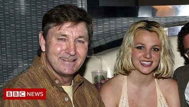 Photo of Britney Spears' father steps down as conservator