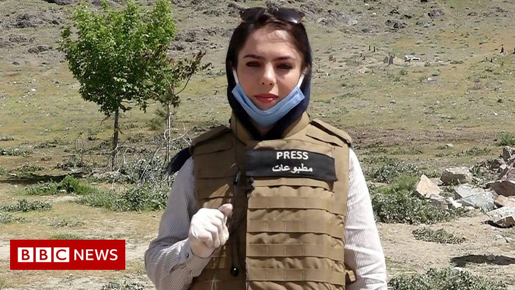 afghanistan:-journalist-anisa-shaheed-refuses-to-give-in-to-taliban