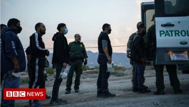 Photo of US-Mexico border migrant detention levels reach 21-year high