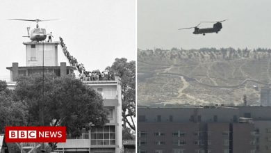 Photo of Why is the Taliban's Kabul victory being compared to the fall of Saigon?
