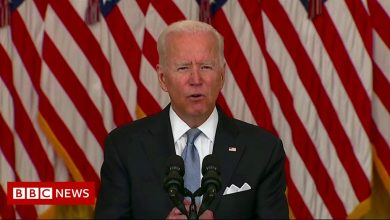 Photo of Joe Biden on Afghanistan: 'I stand squarely behind my decision'