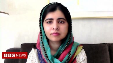 Photo of Malala: 'Futures of Afghan child refugees aren't lost'