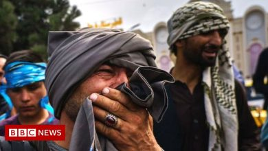 Photo of 'They will kill me': Desperate Afghans seek way out after Taliban takeover