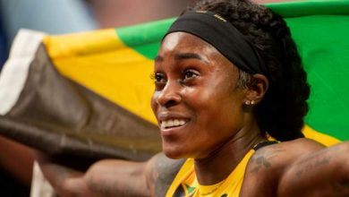 Photo of Elaine Thompson-Herah runs second fastest time in women's 100m history