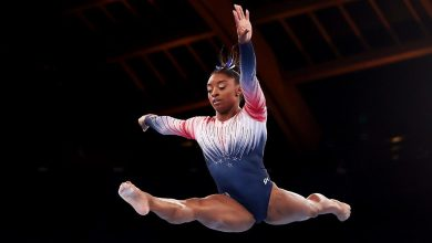 Photo of Simone Biles and mental health focus: 'I wouldn't change anything for the world'