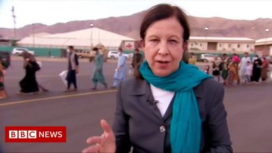 Photo of Afghanistan: The BBC's Lyse Doucet reports from Kabul airport