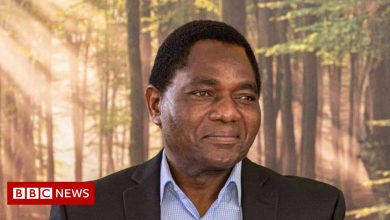 Photo of Hakainde Hichilema: Zambia's new president inspires African opposition leaders