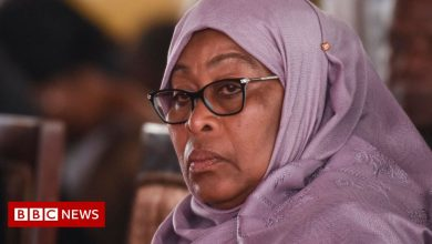 Photo of Tanzania's Samia Suluhu Hassan criticised over female footballers comments