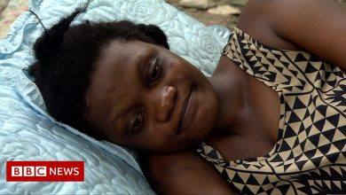 Photo of Haiti earthquake: Mother mourns daughter killed during christening