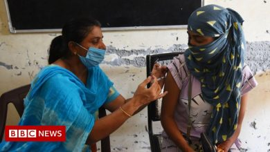Photo of Covid vaccine: More than half of Indian adults have had first jab