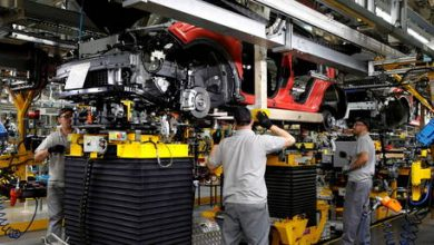 Photo of UK car production drops to lowest since 1956 due to Covid 'pingdemic' & chip shortages