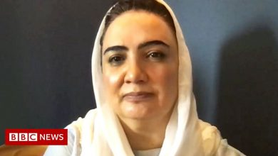 Photo of Afghanistan: Shukria Barakzai's whispered voice notes and dramatic escape