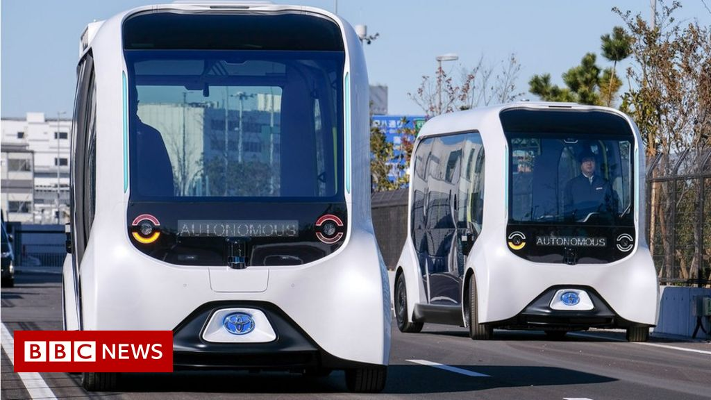 tokyo-2020:-toyota-restarts-driverless-vehicles-after-accident