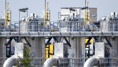 Photo of Gas prices in Europe surge past $590 for 1,000 cubic meters