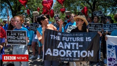 Photo of Texas passes law banning abortion after six weeks