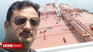 Photo of Gulf Sky: 'Our ship was hijacked and taken to Iran'