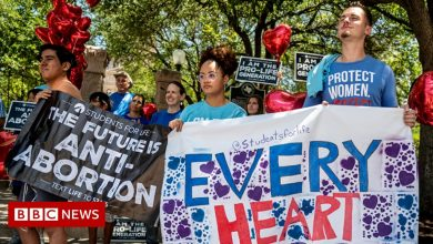 Photo of Texas abortion law: Supreme Court votes not to block ban